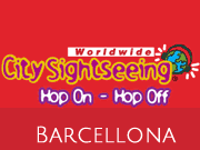 City Sightseeing Barcellona