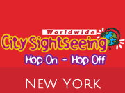 City Sightseeing New York codice sconto