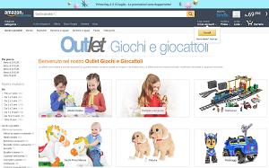 e7786162c0ba15 Visita lo shopping online di Amazon Outlet Giochi e giocattoli Vai al  negozio