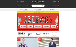 Visita lo shopping online di House of Fraser