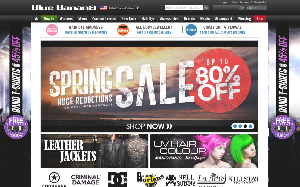 Visita lo shopping online di BlueBanana