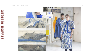 Visita lo shopping online di Antonio Marras