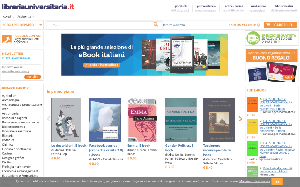 Migliore offerta libreria universitaria ebook libri in for Librerie universitarie online