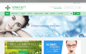 Visita lo shopping online di Farmabeauty