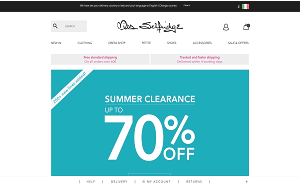 Visita lo shopping online di Miss Selfridge
