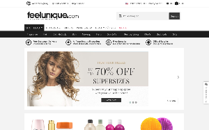 Visita lo shopping online di Feelunique