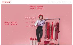 Visita lo shopping online di Cometa Outlet 6eaa04de404