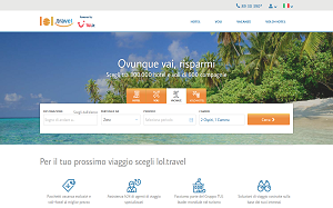 Visita lo shopping online di LOL.travel