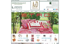 Coupon aed pizzigallo codice sconto 2018 for Lamp2 arredamenti