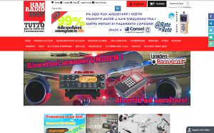 Visita lo shopping online di HAM Radio Shop