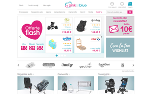 Visita lo shopping online di PinkorBlue