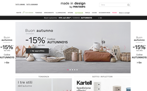 Visita lo shopping online di Made in design
