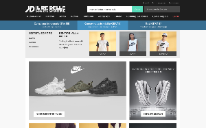 Visita lo shopping online di JD Sports