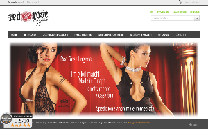 Visita lo shopping online di Red rose
