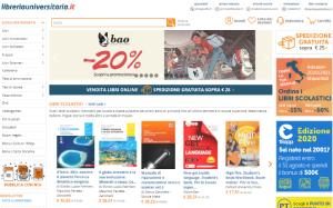 Offerte libreria universitaria sconti for Librerie universitarie online