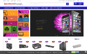 Visita lo shopping online di Hardware Planet