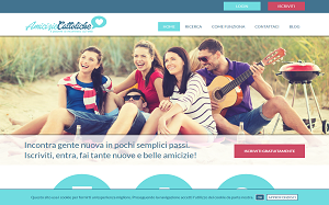 Siti Web di incontri cristiani completamente gratuiti