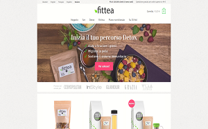 Visita lo shopping online di Fittea