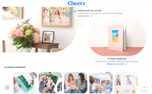 Visita lo shopping online di Cheerz