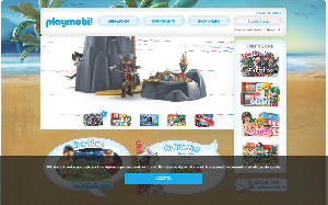 Visita lo shopping online di Playmobil