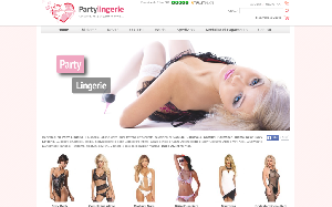 Visita lo shopping online di Party Lingerie