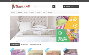 Visita lo shopping online di Bianco Point