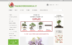 Visita lo shopping online di Pagine Verdi Bonsai