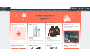 Visita lo shopping online di Amazon Italia