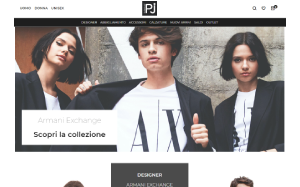 Visita lo shopping online di PJ By Jannuzzi
