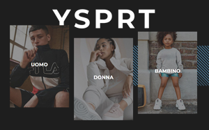 Visita lo shopping online di YouSporty