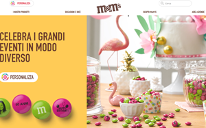Visita lo shopping online di My M&M'S
