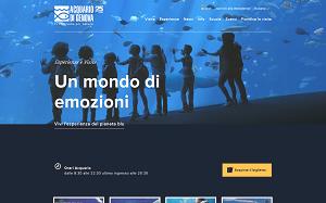 Opinioni acquario di genova scrivi la prima recensione su for Acquario online shop