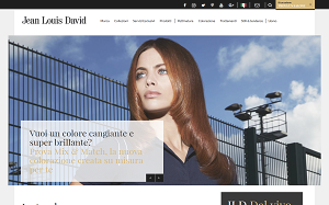 Visita lo shopping online di Jean Louis David