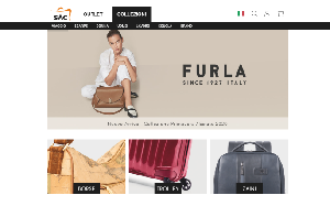 Visita lo shopping online di Le SAC outlet
