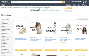Visita lo shopping online di Amazon offerte