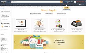 Migliore offerta amazon buoni regali offerta buoni for Offerta buoni regalo amazon